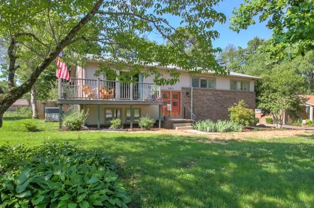 1211 Trinity Dr, Murfreesboro, TN 37129 (MLS #RTC2154901) :: Team George Weeks Real Estate