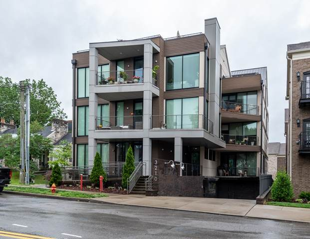 3210 Long Blvd #302, Nashville, TN 37203 (MLS #RTC2154906) :: Ashley Claire Real Estate - Benchmark Realty