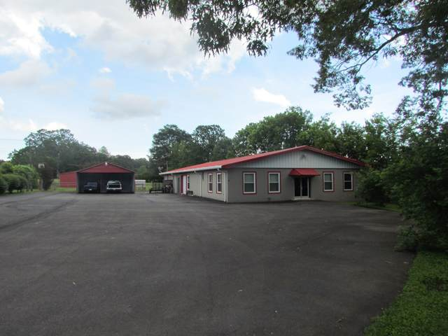 7340 Rock Creek Rd, Tullahoma, TN 37388 (MLS #RTC2154910) :: Nashville on the Move