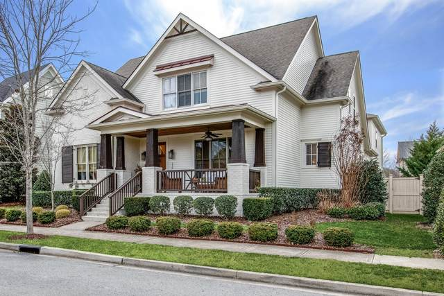 116 Fitzgerald St, Franklin, TN 37064 (MLS #RTC2154913) :: Village Real Estate