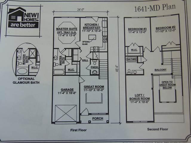 2007 Alysheba Run, Murfreesboro, TN 37128 (MLS #RTC2154921) :: Berkshire Hathaway HomeServices Woodmont Realty