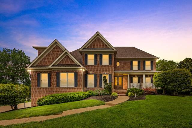 9435 Weatherly Dr, Brentwood, TN 37027 (MLS #RTC2154949) :: Hannah Price Team