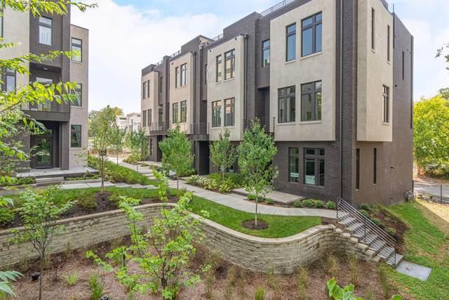 1104 Sigler St, Nashville, TN 37203 (MLS #RTC2155094) :: RE/MAX Homes And Estates