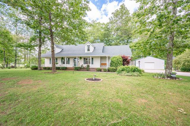 55 Mcmahan Rd, Bradyville, TN 37026 (MLS #RTC2155130) :: DeSelms Real Estate