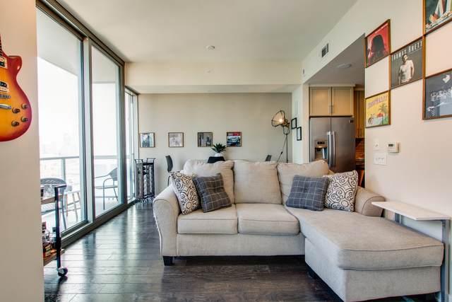 1212 Laurel St #1310, Nashville, TN 37203 (MLS #RTC2155189) :: Ashley Claire Real Estate - Benchmark Realty