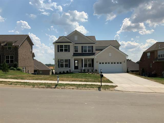 2955 Stewart Campbell Pointe, Spring Hill, TN 37174 (MLS #RTC2155250) :: Stormberg Real Estate Group