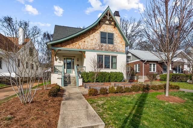 922 Bradford Ave, Nashville, TN 37204 (MLS #RTC2155256) :: Fridrich & Clark Realty, LLC