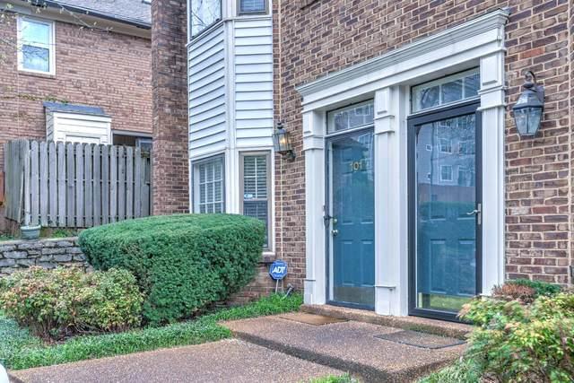 101 Fairmont Pl, Nashville, TN 37203 (MLS #RTC2155291) :: Ashley Claire Real Estate - Benchmark Realty