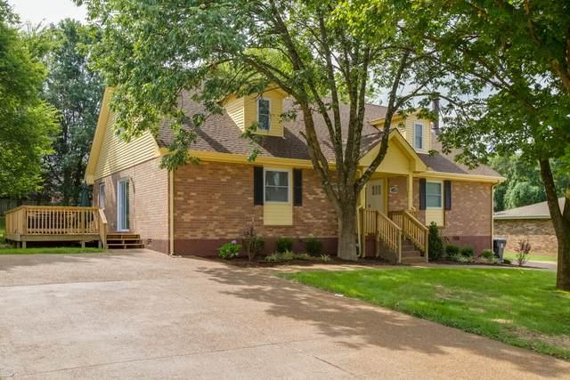 1122 N Graycroft Ave, Madison, TN 37115 (MLS #RTC2155296) :: Stormberg Real Estate Group