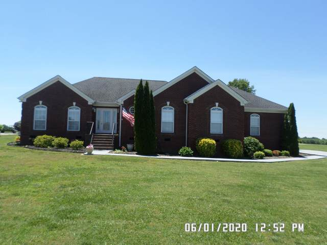 46 Jon Frank Dr, Mount Pleasant, TN 38474 (MLS #RTC2155341) :: Village Real Estate