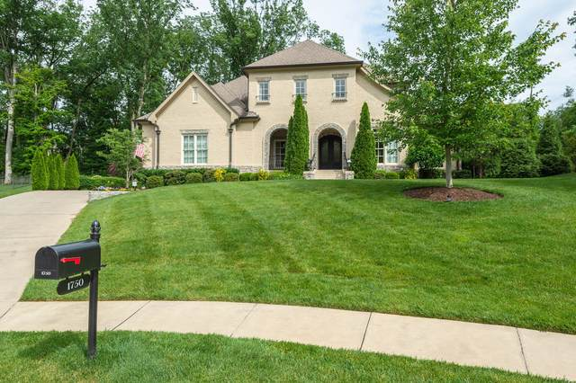 1750 Tuscany Way, Brentwood, TN 37027 (MLS #RTC2155458) :: Village Real Estate