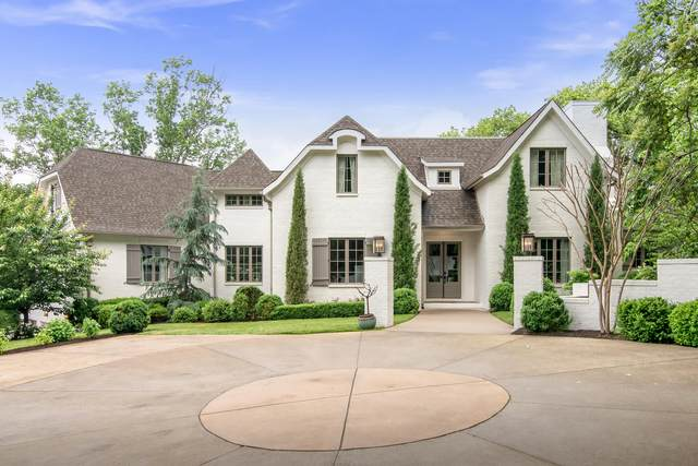 1609 Otter Creek Rd, Nashville, TN 37215 (MLS #RTC2155490) :: Maples Realty and Auction Co.