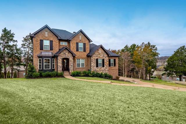 1606 Newstead Ter, Brentwood, TN 37027 (MLS #RTC2155528) :: Hannah Price Team