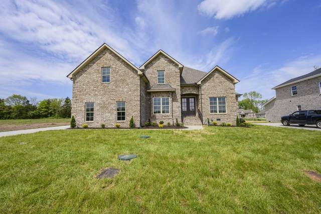 7758 Santos Dr, Murfreesboro, TN 37129 (MLS #RTC2155542) :: Team Wilson Real Estate Partners