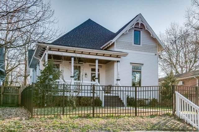 1610 Forrest Ave, Nashville, TN 37206 (MLS #RTC2155545) :: DeSelms Real Estate