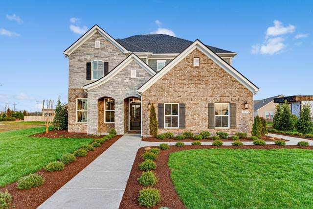0 Pomoa Place (To Be Built), Murfreesboro, TN 37130 (MLS #RTC2155580) :: Village Real Estate