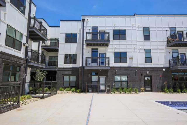 1638 54th Ave N #302, Nashville, TN 37209 (MLS #RTC2155595) :: RE/MAX Homes And Estates