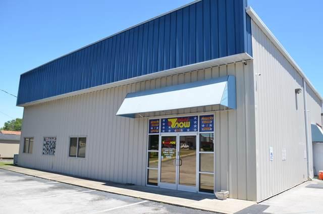 1541 Fort Campbell Blvd, Clarksville, TN 37042 (MLS #RTC2155600) :: DeSelms Real Estate