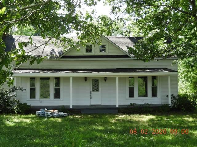 13705 Minor Hill Hwy, Minor Hill, TN 38473 (MLS #RTC2155645) :: Village Real Estate