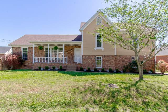 3105 Windsor Green Dr, Antioch, TN 37013 (MLS #RTC2155656) :: Village Real Estate