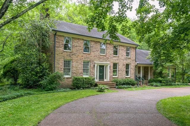 1141 Hidden Valley Rd, Brentwood, TN 37027 (MLS #RTC2155657) :: The Milam Group at Fridrich & Clark Realty