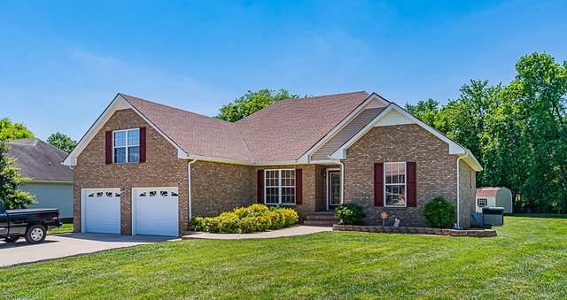 3911 Rhonda Ct, Clarksville, TN 37040 (MLS #RTC2155753) :: Village Real Estate