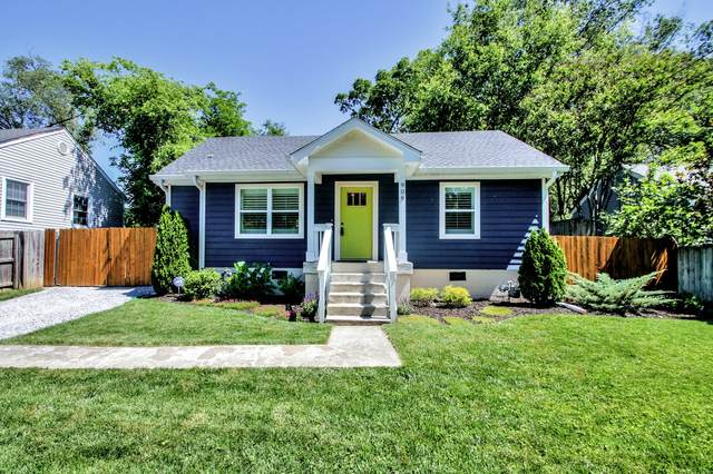 909 Chickasaw Ave, Nashville, TN 37207 (MLS #RTC2155780) :: Michelle Strong