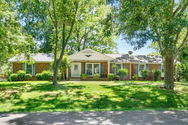 2140 Harvill Dr, Clarksville, TN 37043 (MLS #RTC2155827) :: Village Real Estate