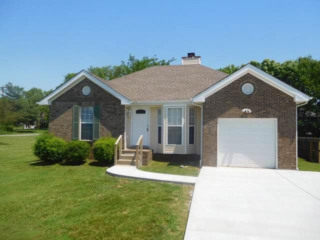 653 Buttercup Dr, Clarksville, TN 37040 (MLS #RTC2155859) :: The Kelton Group