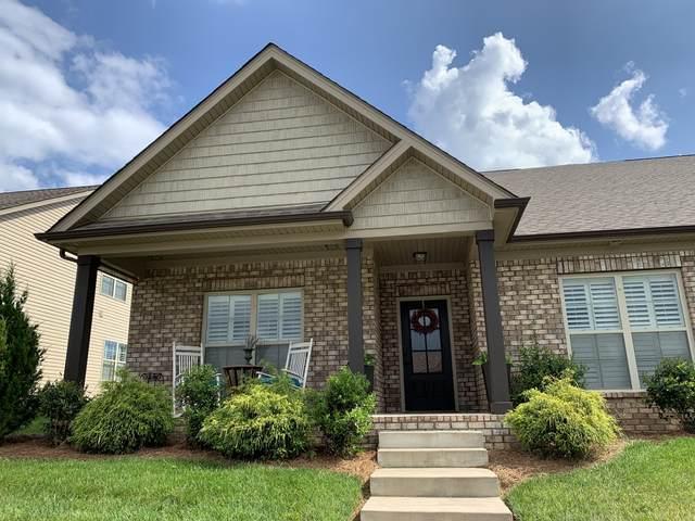 210 Whitman Alley, Clarksville, TN 37043 (MLS #RTC2155866) :: Village Real Estate