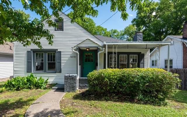 1419 Sumner Ave, Nashville, TN 37206 (MLS #RTC2155880) :: Village Real Estate