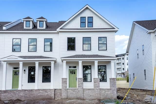 2055 Oakwood Ave Unit 21, Nashville, TN 37207 (MLS #RTC2155882) :: DeSelms Real Estate