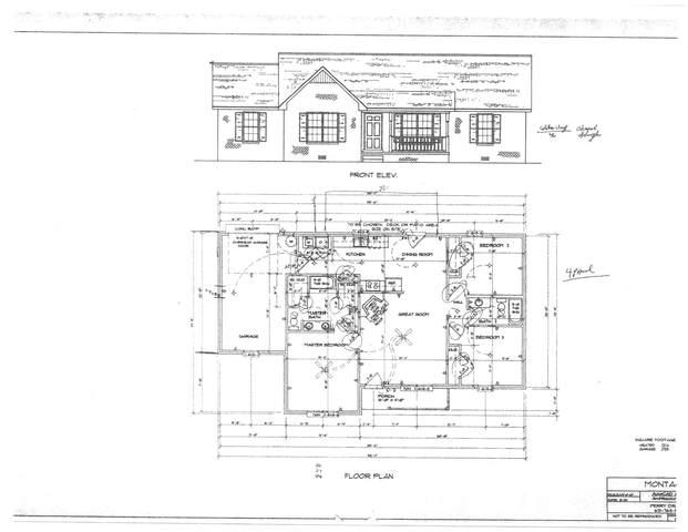 0 Parker Drive, Bradyville, TN 37026 (MLS #RTC2155897) :: DeSelms Real Estate