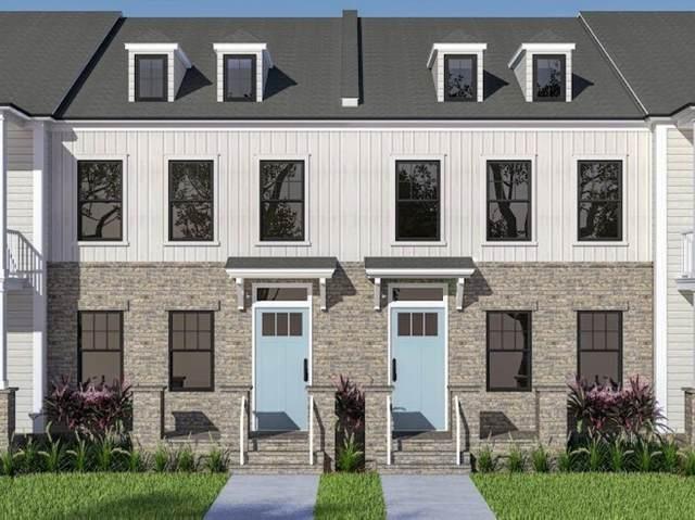 2049 Oakwood Ave Unit 23, Nashville, TN 37207 (MLS #RTC2155898) :: DeSelms Real Estate