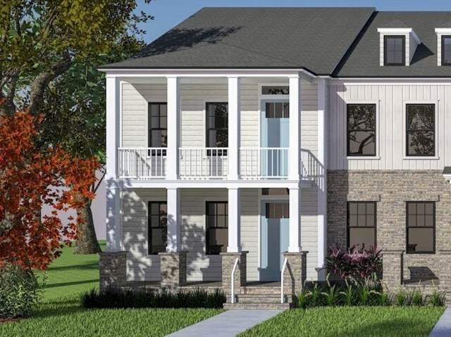 2045 Oakwood Ave Unit 25, Nashville, TN 37207 (MLS #RTC2155899) :: Village Real Estate