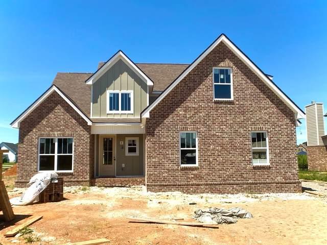 58 Bluegill Ct, Murfreesboro, TN 37128 (MLS #RTC2155925) :: DeSelms Real Estate