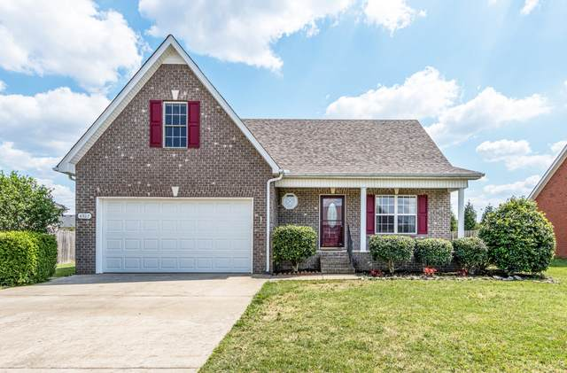 4927 Pillar Dr, Murfreesboro, TN 37128 (MLS #RTC2155963) :: DeSelms Real Estate