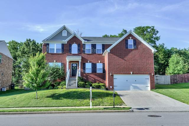 2560 Janalyn Trce, Hermitage, TN 37076 (MLS #RTC2156001) :: CityLiving Group