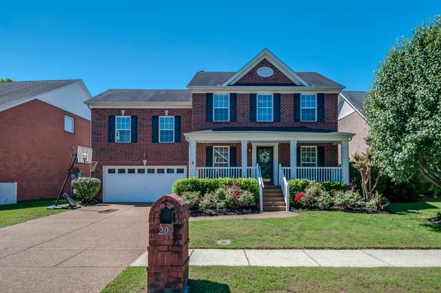 203 Camellia Ct, Franklin, TN 37064 (MLS #RTC2156079) :: FYKES Realty Group