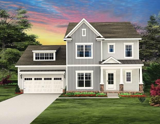 218 Beulah Rose Dr, Murfreesboro, TN 37128 (MLS #RTC2156160) :: Village Real Estate