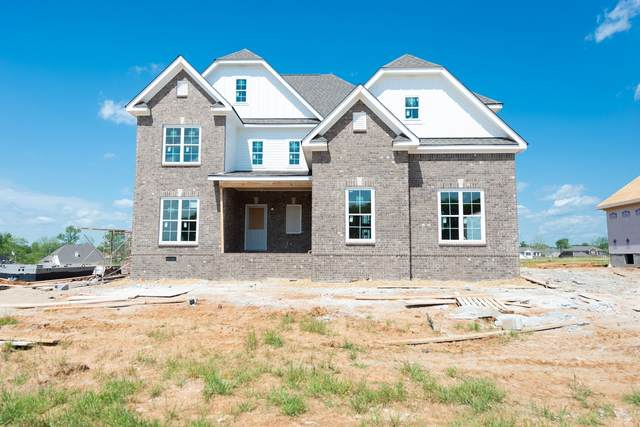 9042 Safe Haven Place Lot 537, Spring Hill, TN 37174 (MLS #RTC2156186) :: Village Real Estate