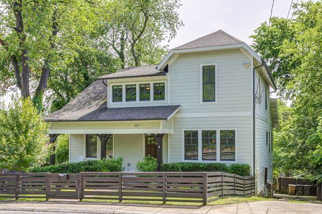 317 S 14th St, Nashville, TN 37206 (MLS #RTC2156193) :: Armstrong Real Estate