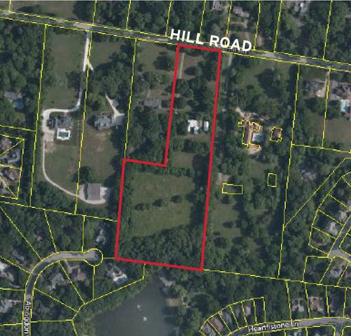749 Hill Rd, Brentwood, TN 37027 (MLS #RTC2156199) :: Stormberg Real Estate Group