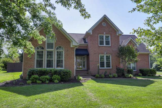 118 Crosspointe, Hendersonville, TN 37075 (MLS #RTC2156224) :: Ashley Claire Real Estate - Benchmark Realty
