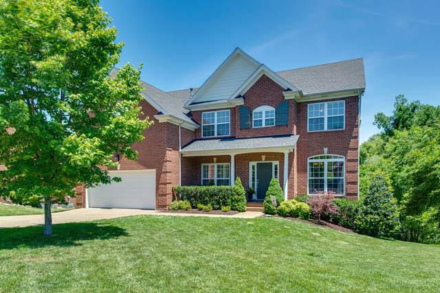 1545 Red Oak Ln, Brentwood, TN 37027 (MLS #RTC2156234) :: The Milam Group at Fridrich & Clark Realty