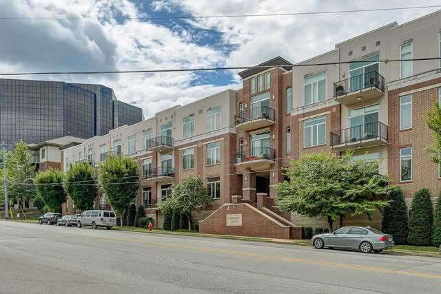205 31st Ave N #302, Nashville, TN 37203 (MLS #RTC2156248) :: Adcock & Co. Real Estate