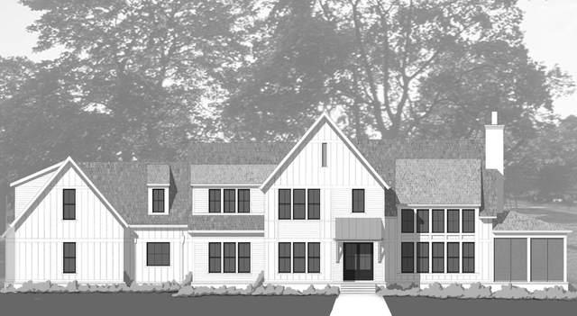 4704 Farmstead Ln, Lot 1, Franklin, TN 37064 (MLS #RTC2156271) :: Ashley Claire Real Estate - Benchmark Realty