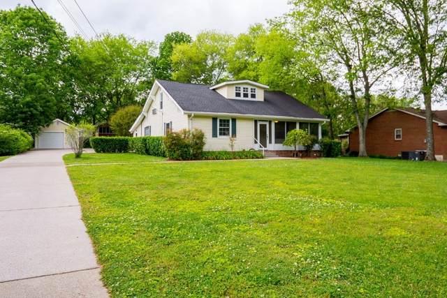 605 New Hitt Ln, Goodlettsville, TN 37072 (MLS #RTC2156315) :: Ashley Claire Real Estate - Benchmark Realty