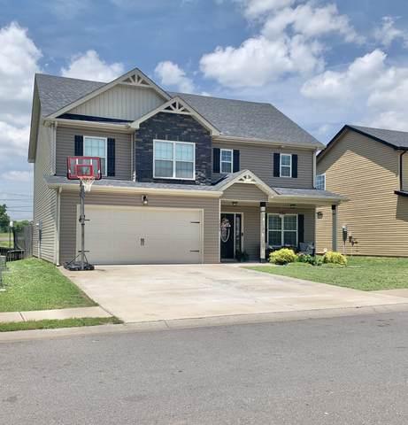 1295 Eagles View Dr, Clarksville, TN 37040 (MLS #RTC2156348) :: Village Real Estate