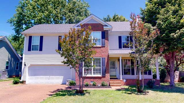 1766 Witt Way Dr, Spring Hill, TN 37174 (MLS #RTC2156360) :: Ashley Claire Real Estate - Benchmark Realty